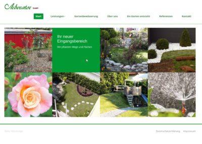 Garten- und Landschaftsbau Arborator, Weißenburg