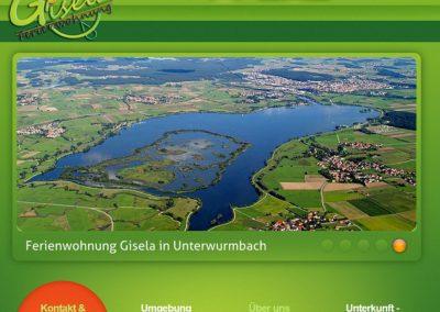 Ferienwohnung Gisela in Unterwurmbach