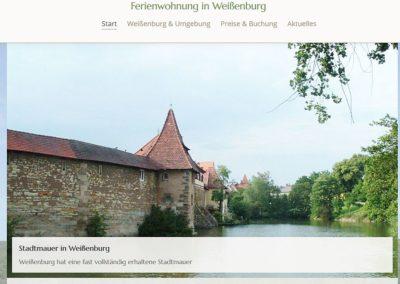 Ferienwohnung Amann in Weißenburg