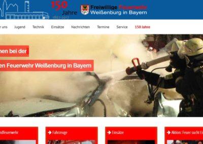 Feuerwehr Weißenburg