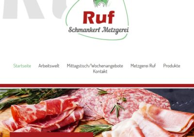 Metzgerei Ruf, Seefeld