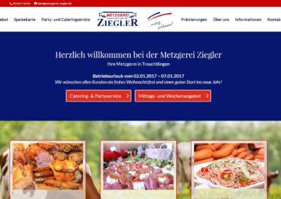 Metzgerei Ziegler in Treuchtlingen