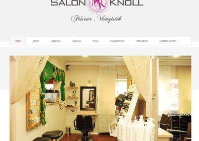 Salon Knoll, Gunzenhausen