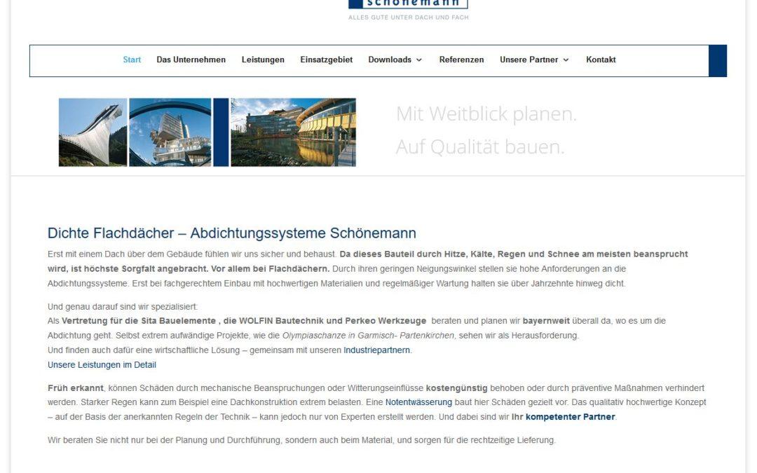 Dichte Flachdächer – Stefan Schönemann, Weißenburg