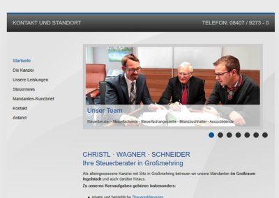 Christl, Wagner, Schneider -Steuerberater in Großmehring