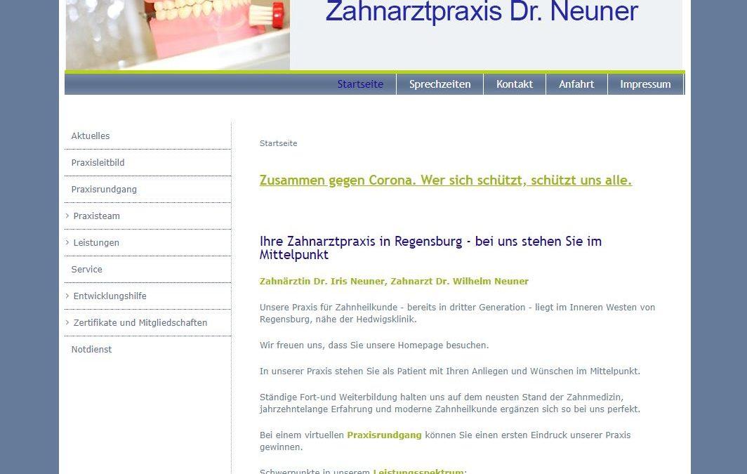 Zahnarztpraxis Dr. Iris Neuner