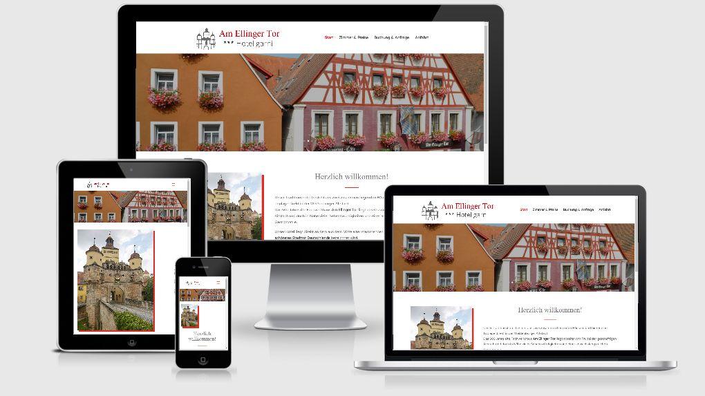 Hotel Ellinger Tor, Weißenburg