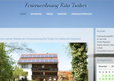Ferienwohnung Rita Treiber