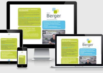 Gesundheitskultur.de – Rainer Berger