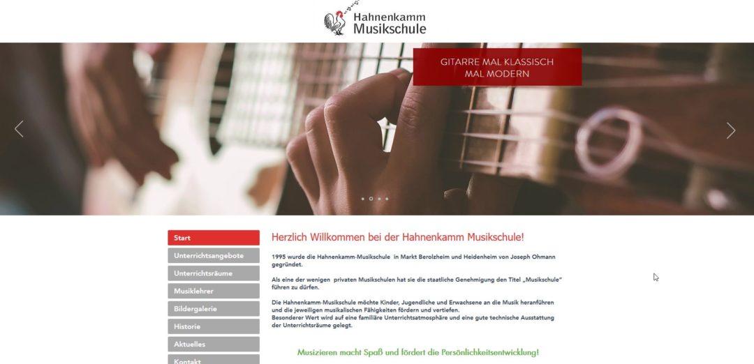 Musikschule Joseph Ohmann in Markt Berolzheim