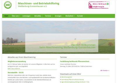 Maschinenring Weißenburg