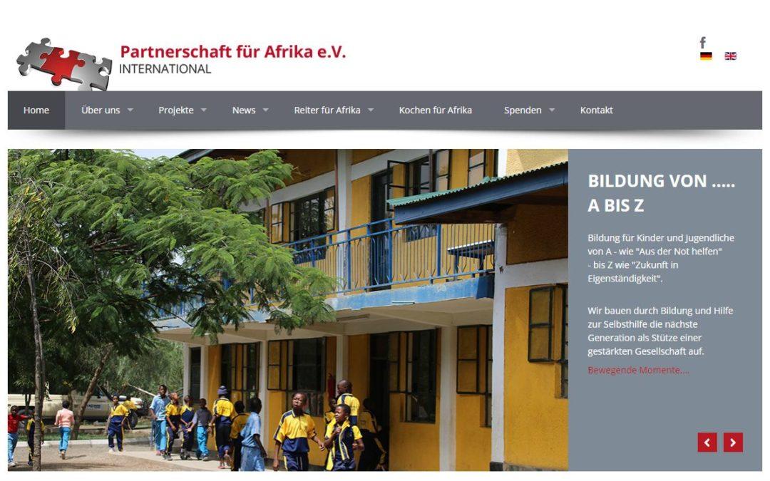 Partnerschaft für Afrika e.V.