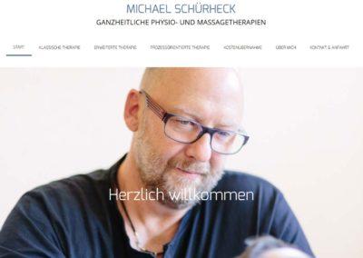 Physiotherapie Praxis Michael Schürheck, Spalt