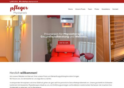 Physiotherapie Bernd Pfleger in Heilsbronn
