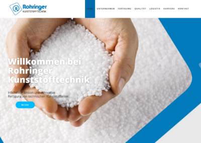 Rohringer Kunststofftechnik