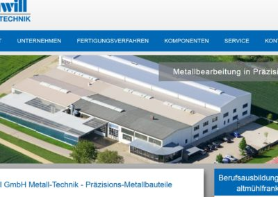 Schwill GmbH Metall-Technik, Osterdorf