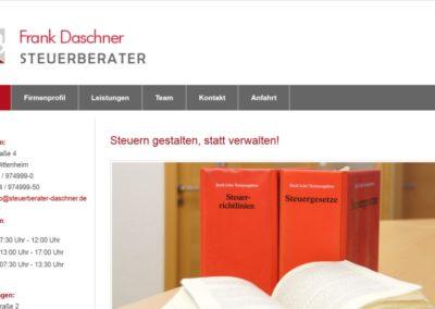 Steuerkanzlei Frank Daschner, Dittenheim und Treuchtlingen
