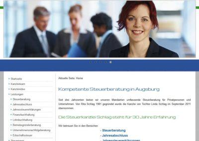 Steuerkanzlei Schlag, Augsburg