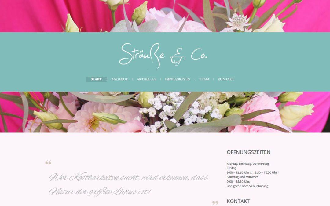 Sträuße & Co. – Blumenladen, Gunzenhausen