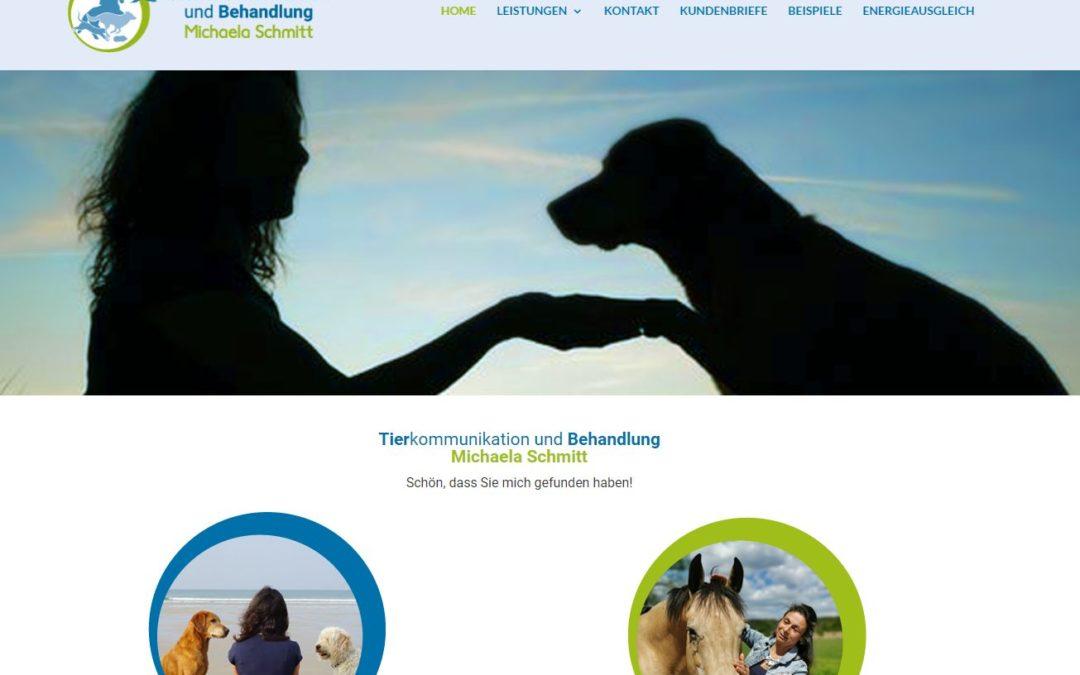 Tierkommunikation Michaela Schmitt