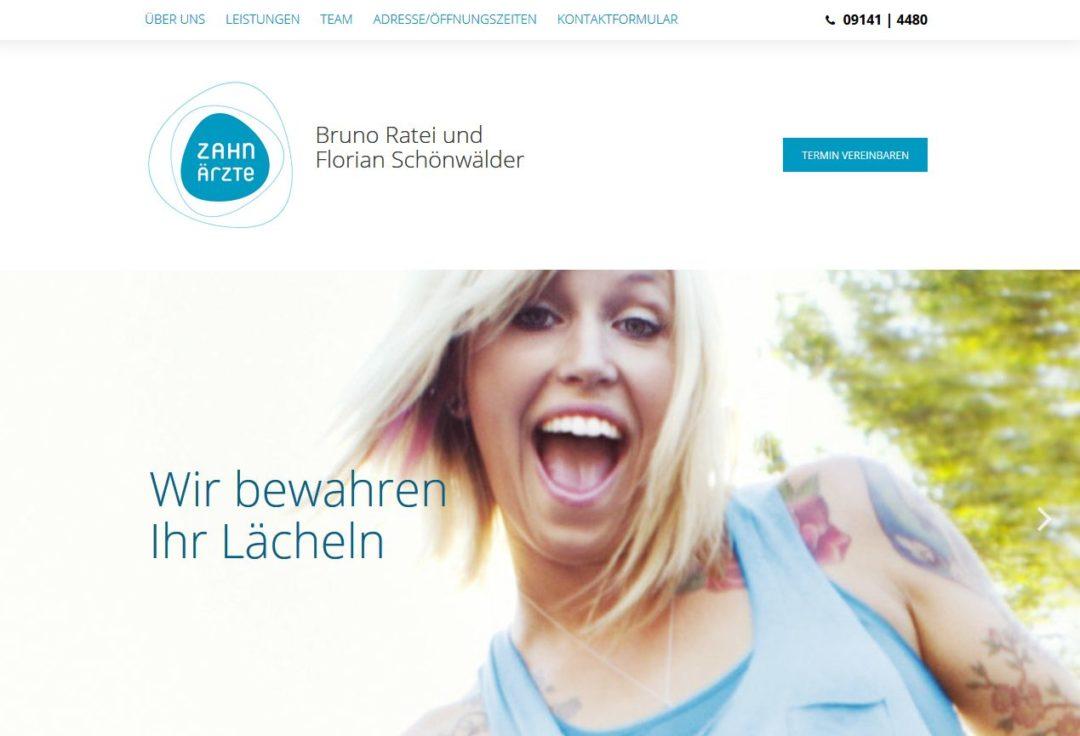 Zahnarztpraxis Bruno Ratei und Florian Schönwälder , Weißenburg